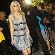 Kylie Jenner lors de la fashion week de New York. Le 11 septembre 2016