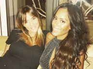 Amel Bent : Une maman gaga et glamour qui multiplie les sorties entre filles