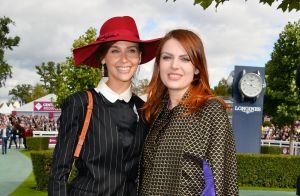 Ophélie Meunier et Élodie Frégé : Duo élégant pour le Prix de l'Arc de Triomphe