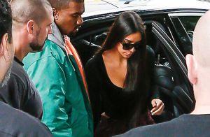 Kim Kardashian braquée : Sécurité maximale à New York, elle retrouve Kanye West