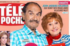 Marion Game et Gérard Hernandez auraient-ils pu être en couple ? Leur réponse