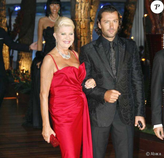 Ivana Trump et Rossano Rubicondi : game over !