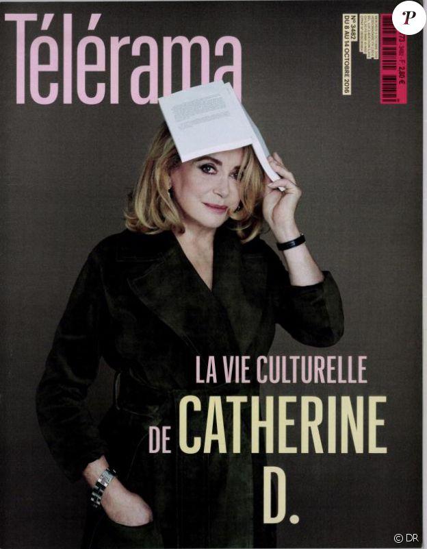 Le magazine Télérama du 5 octobre 2016