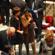 Rachida Dati, à l'Assemblée nationale