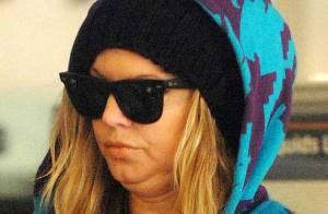 PHOTOS EXCLUSIVES : Fergie, un, deux et... trois mentons !