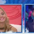 "Manon et Christophe Beaugrand - ""Secret Story 10"" sur NT1, le 13 octobre 2016."