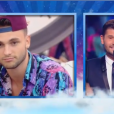 "Bastien et Christophe Beaugrand - ""Secret Story 10"" sur NT1, le 13 octobre 2016."