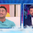 "Thomas et Christophe Beaugrand - ""Secret Story 10"" sur NT1, le 13 octobre 2016."