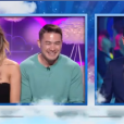 "Sarah et Thomas - ""Secret Story 10"" sur NT1, le 13 octobre 2016."