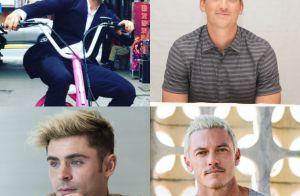 Orlando Bloom, Zac Efron, Daniel Craig : Ces acteurs qui ont viré au blond...