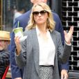 Récemment séparée de son mari Liev Schreiber, Naomi Watts tourne une scène de la série 'Gypsy' dans Greenwich Village à New York City, New York, Etats-Unis, le 28 septembre 2016. Naomi vient d'avoir 48 ans!  Actress Naomi Watts was on the Greenwich Village set of the new TV show 'Gypsy' on September 28, 2016 in New York City, NY, USA.28/09/2016 - New York