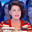 """Lio invitée dans """"Salut les terriens"""", sur C8, le samedi 15 octobre 2016."""