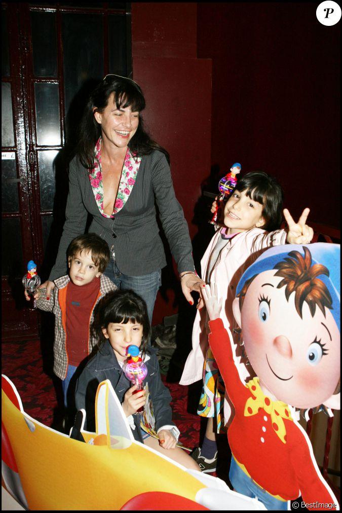Lio et ses enfants la premi re du spectacle oui oui au - Oui oui et le train ...