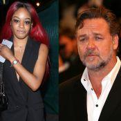 Azealia Banks menace d'égorger les invités de Russell Crowe, l'acteur la dégage