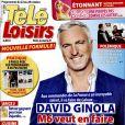 Mgazine Télé-Loisirs en kiosques le 17 octobre 2016.