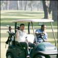 Justin Timberlake et Alfonso Ribeiro
