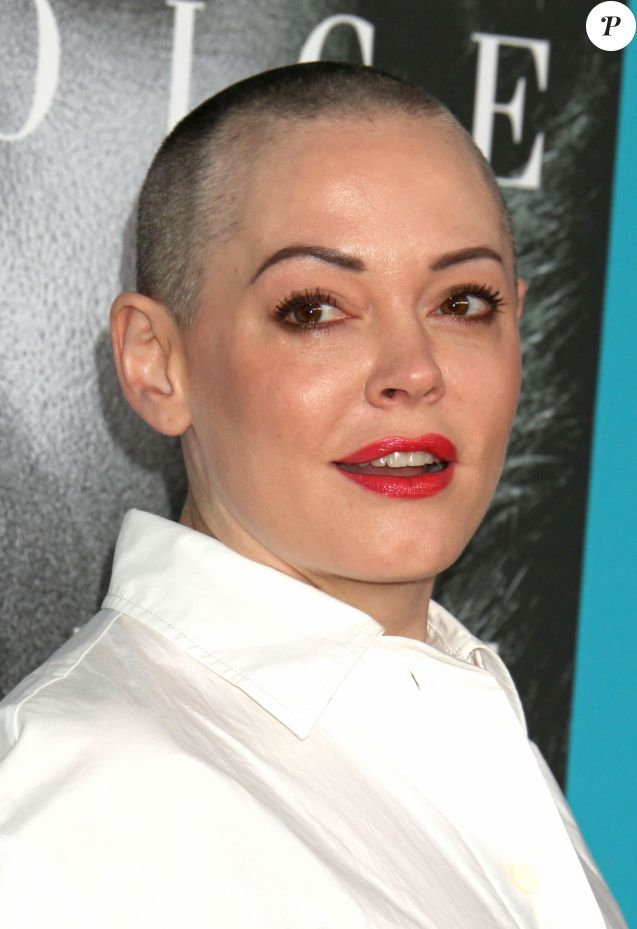 "Rose McGowan - Première du film ""Confirmation"" au Paramount Theatre à Hollywood. Le 31 mars 2016"