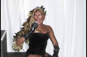 PHOTOS EXCLUSIVES : A 60 ans, Grace Jones est plus qu'une star c'est une... icône !