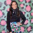 Rosario Dawson assiste à la soirée de lancement de la collection Kenzo x H&M à New York le 19 octobre 2016.