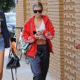 Sofia Richie et Bronte Blampied (les 2 ex petites amies de Justin Bieber) dans les rues de West Hollywood, le 10 octobre 2016