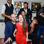 Manuela (The Voice Kids) enflamme le Gala Faire Face avec Sonia Rolland