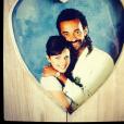 Les deux parents de Jenaye Noah, Heather Stewart-Whyte et Yannick Noah.