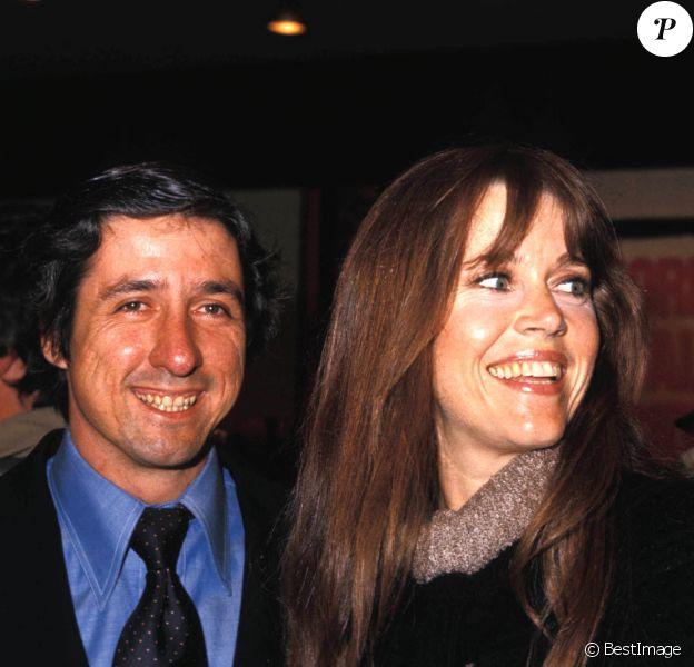 Archive - Tom Hayden et Jane Fonda - Tom Hayden, ex mari de Jane Fonda est décédé le 23 octobre 2016 © Globe Photos/Zuma Press/Bestimage