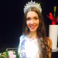 Miss Franche-Comté 2016 : Mélissa Nourry.