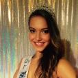 Miss Rhône-Alpes 2016 : Camille Bernard.