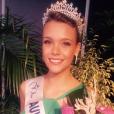Miss Auvergne 2016 : Océane Faure.