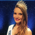 Miss Normandie 2016 : Esther Houdement.