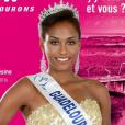 Miss Guadeloupe 2016 : Morgane Thérésine.
