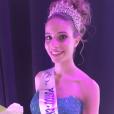Miss Poitou-Charentes 2016 : Magdalène Chollet.