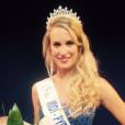 Miss Midi-Pyrénées 2016 : Virginie Guillin.
