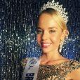 Miss Bretagne 2016 : Maurane Bouazza.