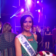 Miss Picardie 2016 : Myrtille Cauchefer.