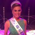 Miss Nord Pas-de-Calais 2016 : Laurine Maricau.