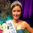 """Miss Centre-Val-de-Loire 2016 : Margaux Legrand-Guerineau. Elle sera remplacée par sa première dauphine, Cassandre Joris. La jeune femme a expliqué ce retrait par des """"raisons personnelles""""."""