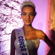 Miss Corse 2016 : Laëtitia Duclos.