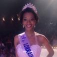 Miss Lorraine 2016 : Justine Kamara.