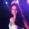 Miss Languedoc-Roussillon 2016 : Aurore Kichenin.