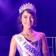Miss Provence 2016 : Noémie Mazella.