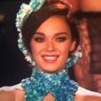Miss Tahiti 2016 : Vaea Ferrand.