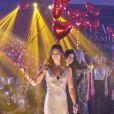 """Exclusif - Marine Lorphelin (Miss France 2013) - 9ème édition du défilé """"Casa Fashion show"""" au Sofitel Casablanca Tour Blanche à Casablanca, Maroc, le 22 octobre 2016. © Philippe Doignon/Bestimage"""