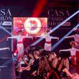 """Exclusif - 9ème édition du défilé """"Casa Fashion show"""" au Sofitel Casablanca Tour Blanche à Casablanca, Maroc, le 22 octobre 2016. © Philippe Doignon/Bestimage"""