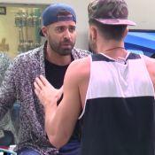 Secret Story 10 : Insultes et mensonge, énorme clash entre Vincent et Bastien