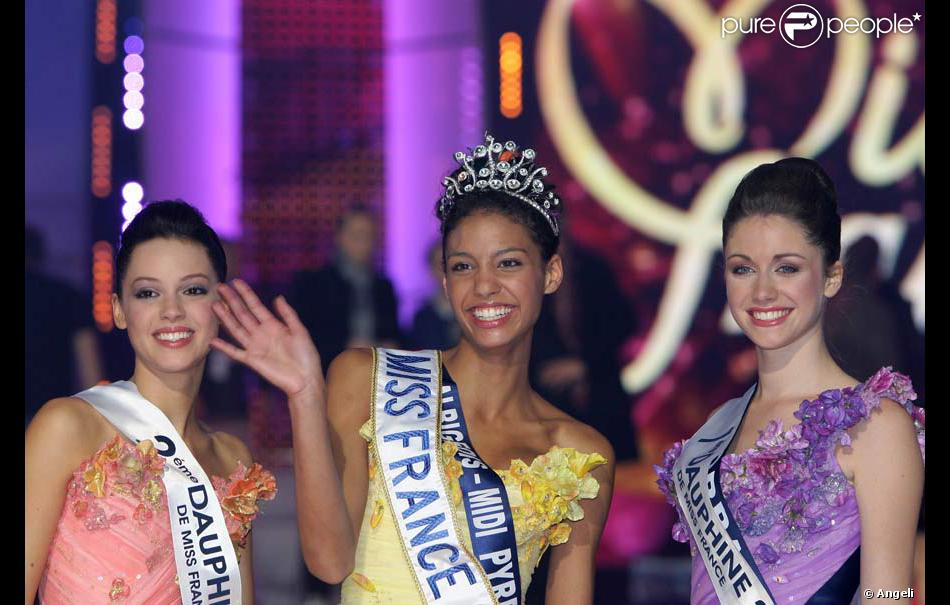 Miss France 2009 Miss Monde Miss France 2009 Avec Ses