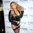 Mariah Carey en porte-jarretelles lors de la soirée 1 OAK à Las Vegas, le 26 juin 2016. © Mjt/AdMedia/Zuma Press/Bestimage