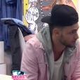"""Bastien explique à Anaïs et Thomas pourquoi il souhaite quitter """"Secret Story 10""""."""