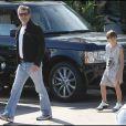 Pierce Brosnan et sa famille